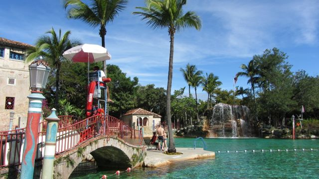 Venetian Pool, Coral Gables