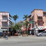 Recorrido por Española Way, South Beach