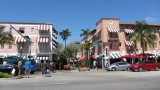 Recorrido por Española Way, South Beach