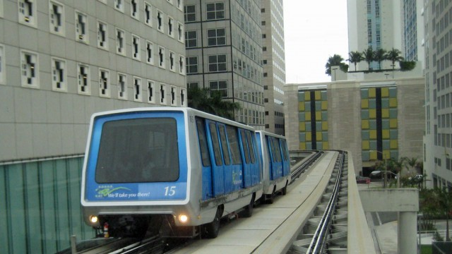 Metromover Downtown